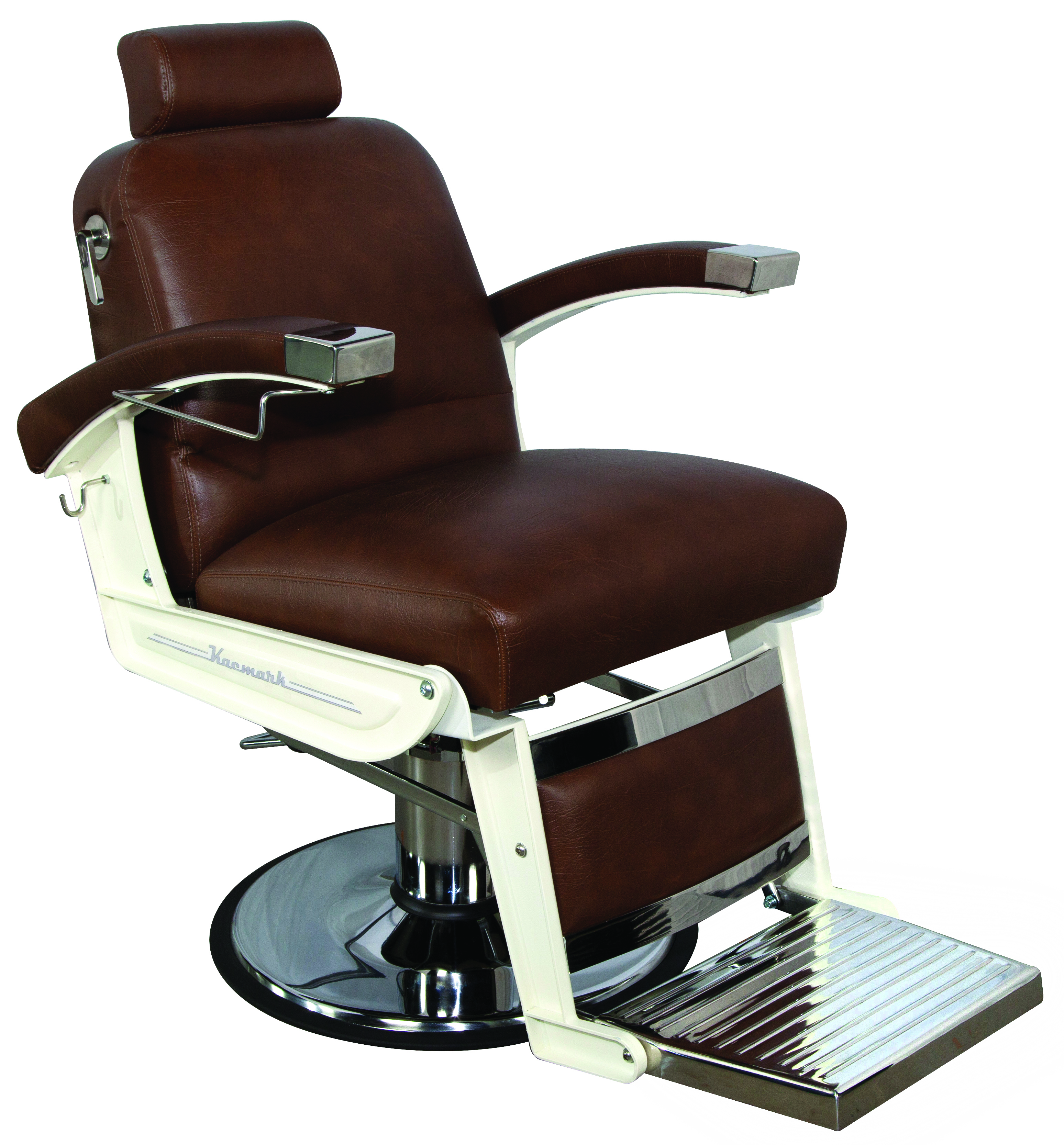 One World Inspired D El Rei Barber Chair