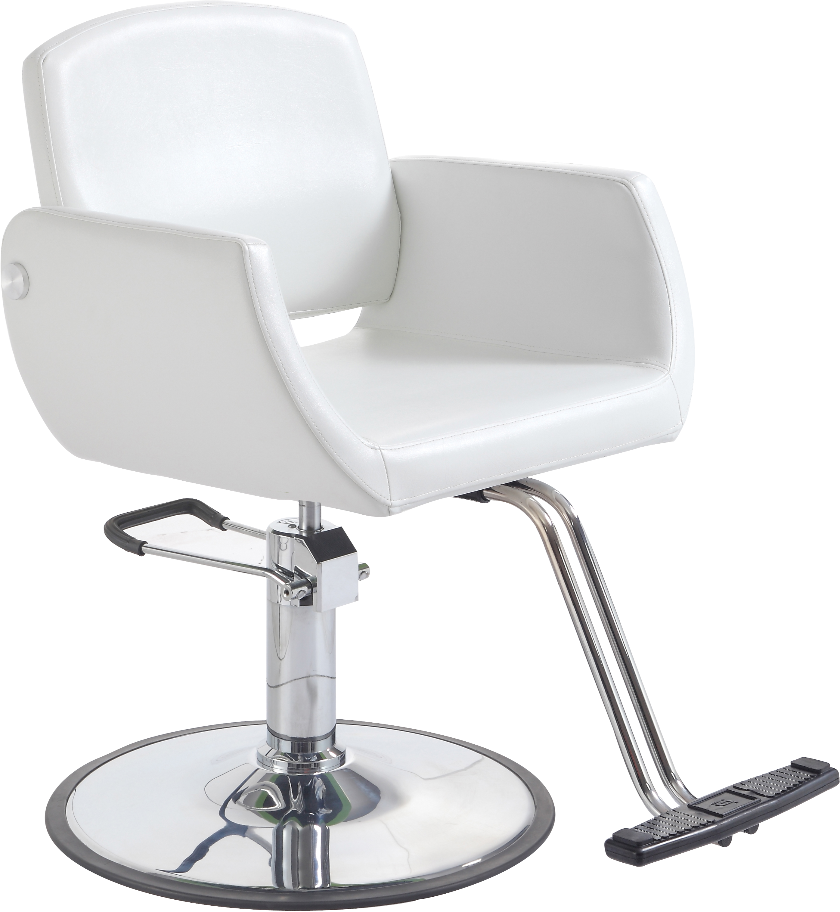 Kate Styling Chair In White