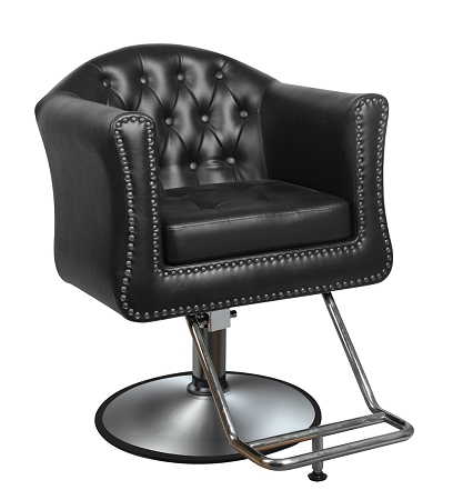 the james salon styling chair