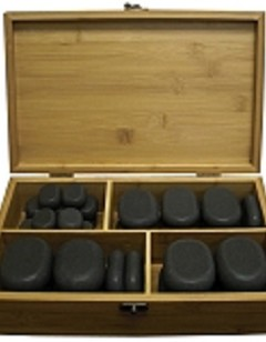 36 Piece Polish Stone Set
