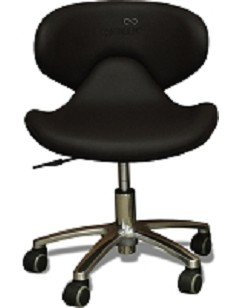 Standard Technician Chair in Black