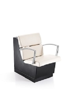 Charlotte White Dryer Chair