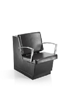 Duke Black Dryer Chair