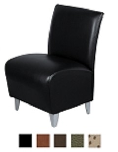 Ellipse Single Reception Chair
