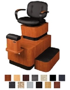 Kaemark Swivel Pedicure Station
