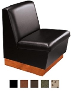 Kaemark Single Reception Chair