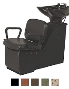 Kaemark Westfall Tilt-Bowl Unit with Leg rest