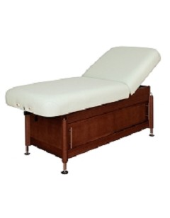 Oakworks Clinician Stationary Massage Table with Manual Hydraulic