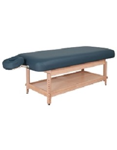 Oakworks Clinician Adjustable Flat Top Massage Table