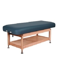 Oakworks Clinician Manual-Hydraulic Flat Top Massage Table