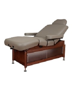 Oakworks Clinician Manual-Hydraulic Lift-Assist Salon Top Massage Table