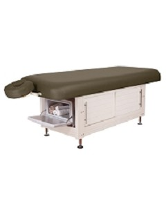 Oakworks Clinician Premiere Electric-Hydraulic Flat Top Massage Table