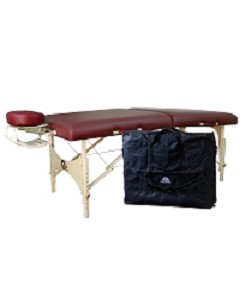 Oakworks One Portable Massage Table Package