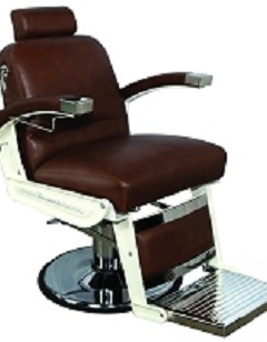 One World Inspired d'El-rei Barber Chair