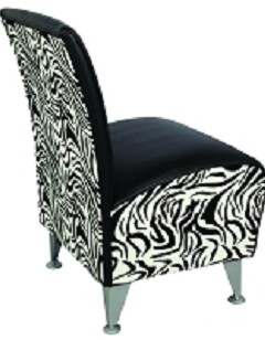 One World Inspired Elipse Reception Chair