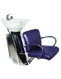 American Made Kaemark Custom Seine Shuttle with Sophia Chair Top