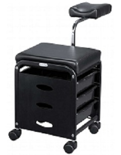 Matilda Pedicure Cart