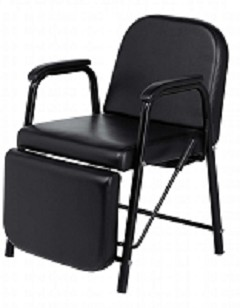 Savvy Shampoo Chair with Leg Rest