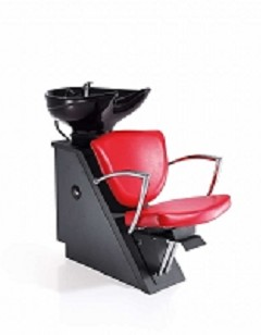Veronica Red Shampoo Shuttle