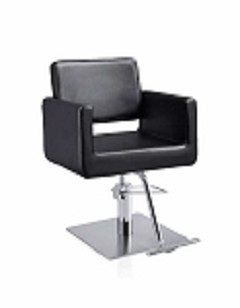 Draper Black Hair Salon Chair