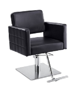 Gwyneth  Black Hair Salon Chair