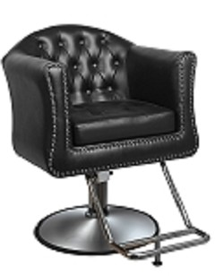James Black Salon Styling Chair