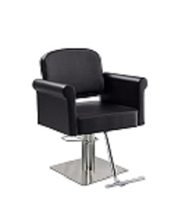 Rutherford Black Hair Salon Chair
