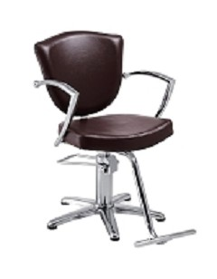 Veronica Brown Hair Salon Chair