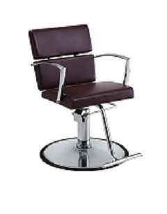 Charlotte Brown Salon Chair