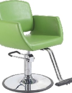 Kate Styling Chair in Green